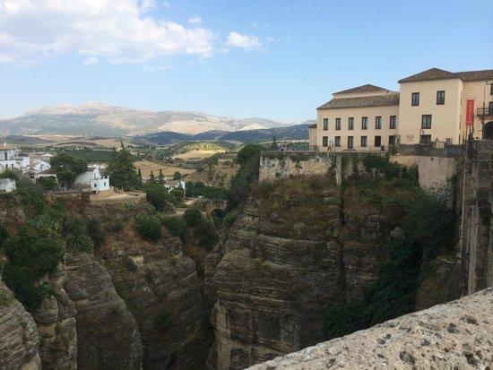 El Tajo de Ronda: Puente Nuevo--beautiful view