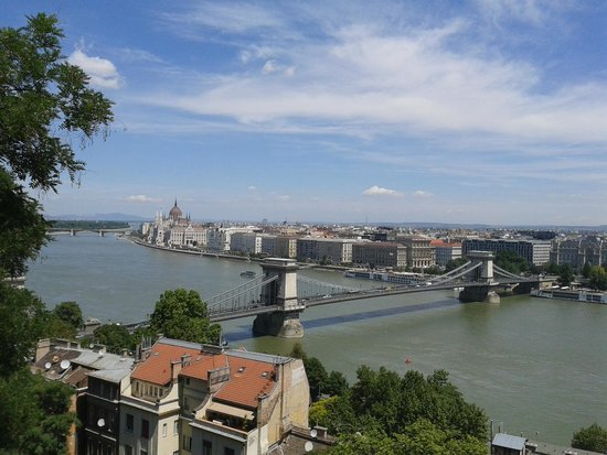 Next City Tours Budapest : view of the city