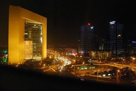 Swissotel Beijing Hong Kong Macau Center: Good view from my room