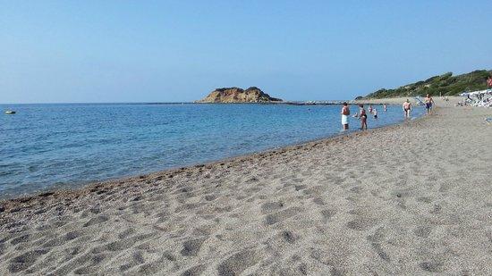 Rodos Princess Beach Hotel : beach