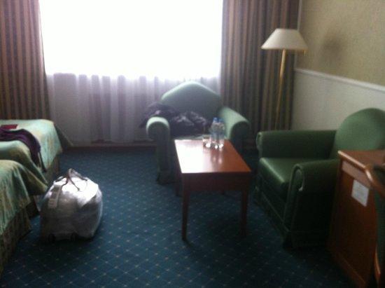 Borodino Hotel : номер