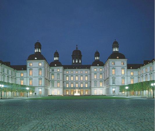 Althoff Grandhotel Schloss Bensberg  Außenansicht