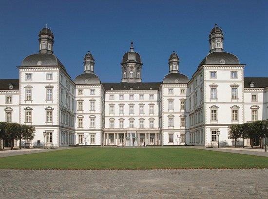 Althoff Grandhotel Schloss Bensberg Aussenansicht