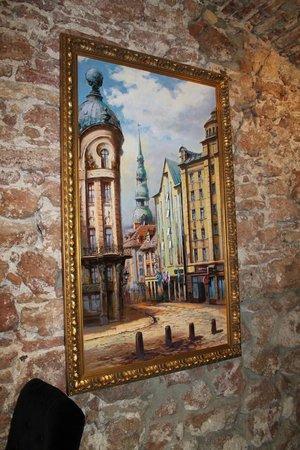Old City Boutique Hotel: hübsche Deko im hinteren Hotelbereich