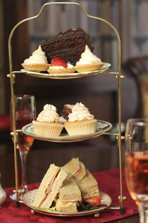 The Chambers: Afternoon Tea