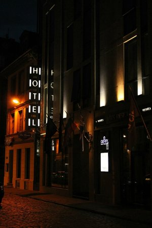 Old City Boutique Hotel : am Abend
