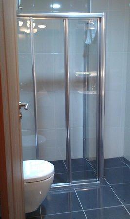 Haseki Sultan Suite House: nice modern toilet