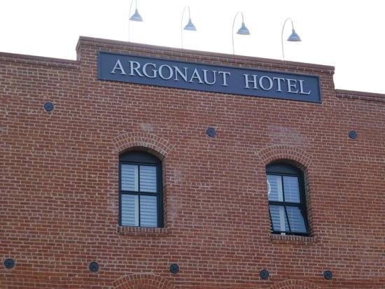 Argonaut Hotel, A Noble House Hotel : From the Cannary