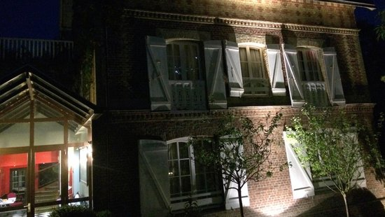 Domaine Saint Clair Le Donjon : Hôtel
