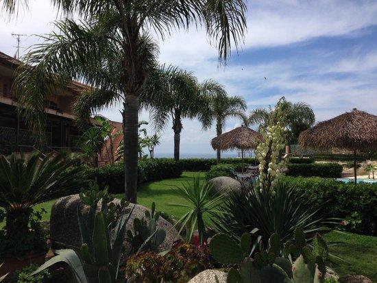 L'Arcobaleno Resort: Die Hotelanlage