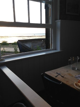 The Whitstable Oyster Company: View