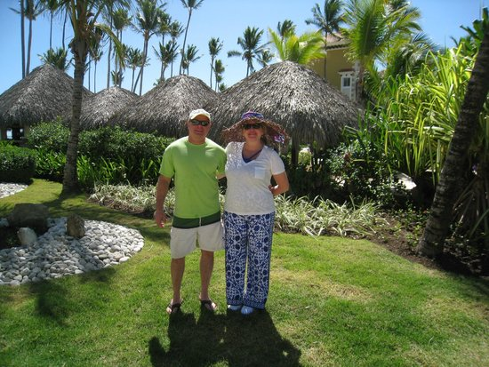 Paradisus Palma Real Golf & Spa Resort : The Henslers