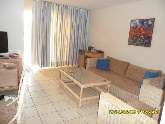 smartline Playa Park: Living area