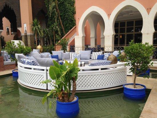 Sofitel Marrakech Palais Imperial : Le So, le lounge le plus branché de Marrakech