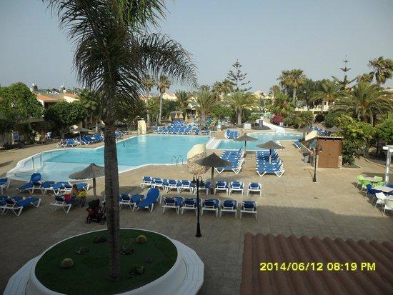 smartline Playa Park: Pool view