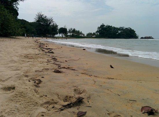 Club Med Cherating Beach: Patei Beach