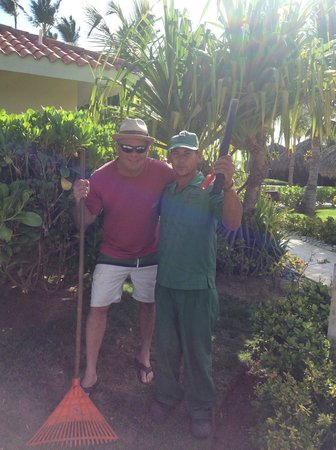 Paradisus Palma Real Golf & Spa Resort : Cezare