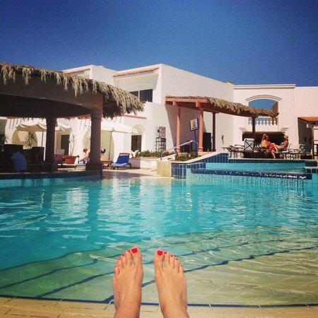Iberotel Palace: Pool bar