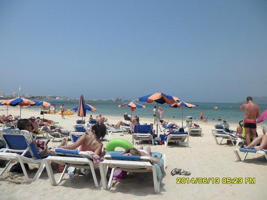 smartline Playa Park : Small beach