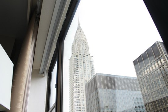 The Westin New York Grand Central : View of the Chrysler Bldg