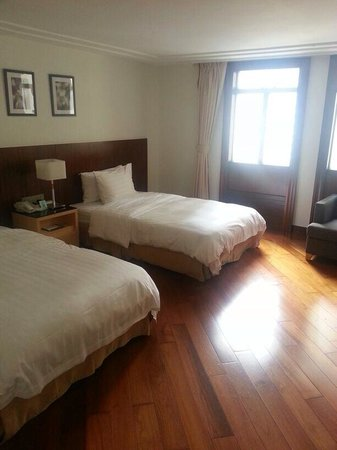 Kapok apartment : Twin Bed Room ...very nice