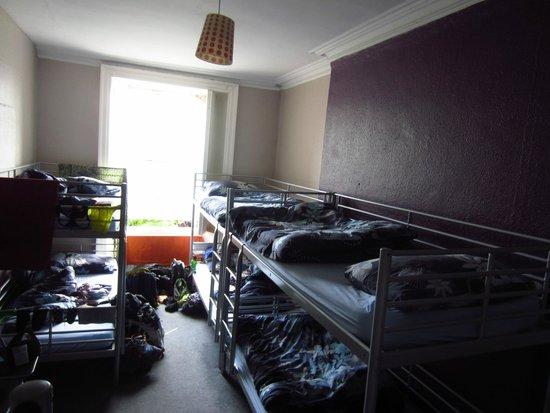 Kilkenny Tourist Hostel: A 6 bed dorm