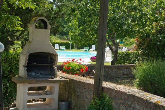 Podere Monti: Swimming Pool