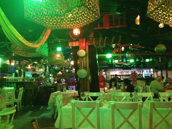 Restaurante La Regatta: Interior