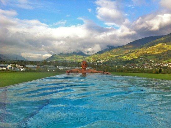 TAUERN SPA Kaprun: Pure heaven