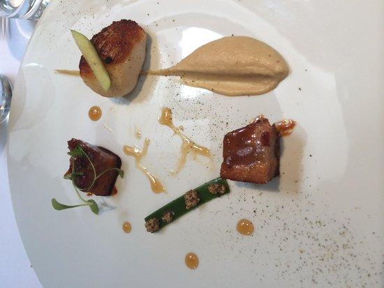 Maison Bleue Restaurant: Amazing!