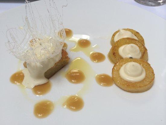 Maison Bleue Restaurant: Delicious!