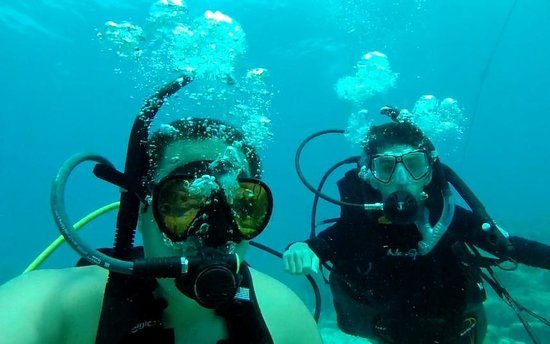 Silent World Dive Center: great for families