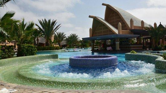 Hotel Riu Palace Cabo Verde : Pool