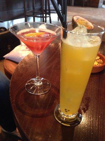 Fazenda Rodizio Bar & Grill: Cocktails!!