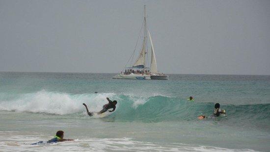 Hotel Riu Palace Cabo Verde : Beach
