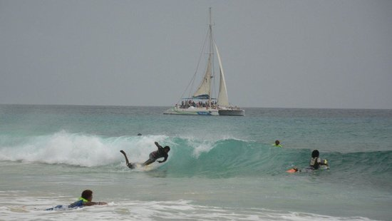 Riu Palace Cabo Verde : Beach