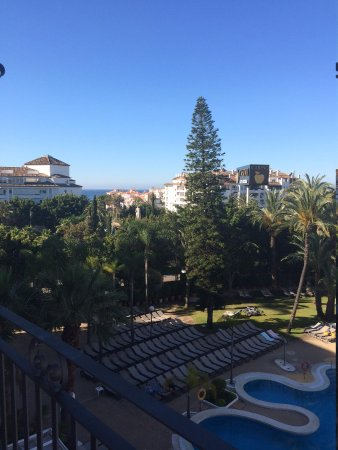 H10 Andalucia Plaza: view from the room