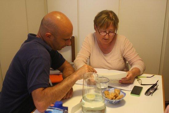 Venice Italian School: Lezione individuale - Giugno 2014