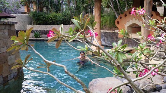 Novotel Lombok Resort and Villas: Garden pool