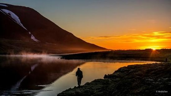 Blonduos, Iceland: .