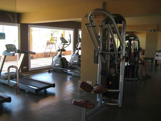 salle de sport photo de club marmara marbella estepona tripadvisor. Black Bedroom Furniture Sets. Home Design Ideas