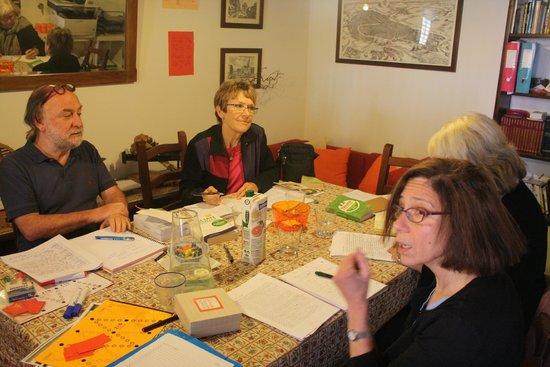 Venice Italian School : Gruppo Intermedio - Aprile 2014