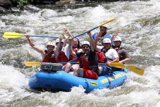 Raft Outdoor Adventures: Celebrating the fun