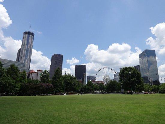 Centennial Olympic Park : Atlanta