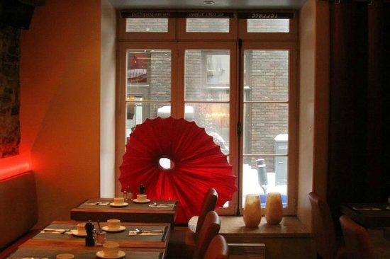 Hotel Le Priori: Restaurant