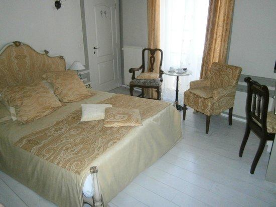 Bed & Breakfast Gallery Yasmine: kamer
