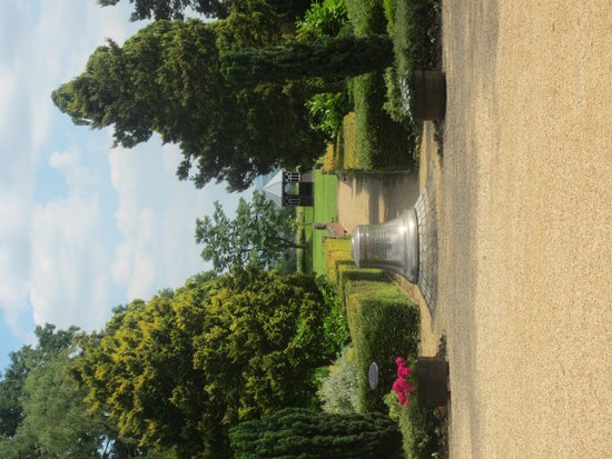 Ragdale Hall Health Hydro & Thermal Spa: View from the Front door