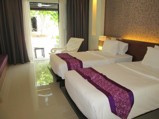 Access Resort & Villas : dubbelrum