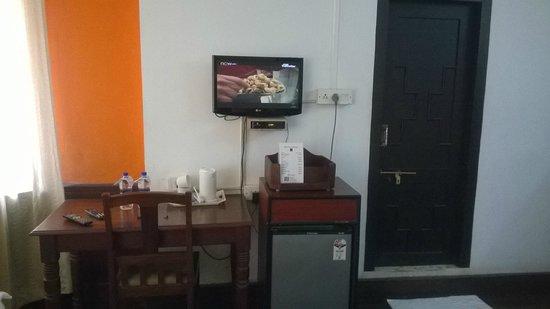 Hillview Munnar: TV