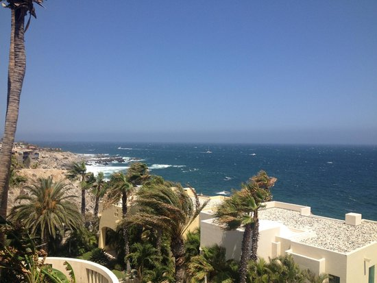Welk Resorts Sirena Del Mar: View from balcony of room 1301B